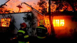 How The Knysna Fires Showcased The Power Of