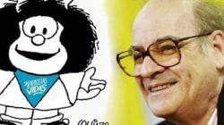 Mafalda détournée par les anti-avortement en Argentine, son créateur en