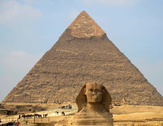 Giza pyramid's nearly perfect alignment explained
