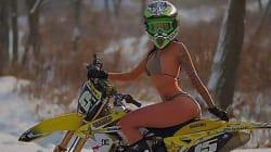 La motarde «la plus sexy d'Instagram» s'est tuée en