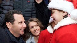 Syria's Bashar Assad Tops Off Another Year Of Bloodshed With A Holiday