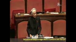 Emma Bonino contro il M5S: