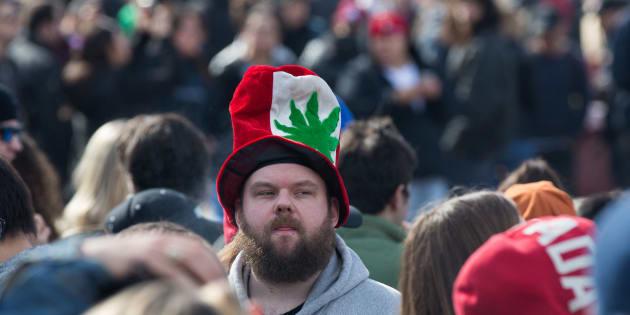 Le Canada devient le premier pays du G7 à autoriser la consommation récréative de cannabis
