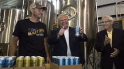 Ford Claims Buck-A-Beer Plan Won't Cost Ontario Taxpayers