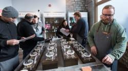 Voici à quoi ressemblent les magasins de cannabis en