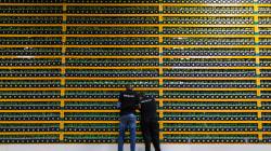 Face à l'afflux des cryptomineurs, le Québec ne sait pas sur quel pied