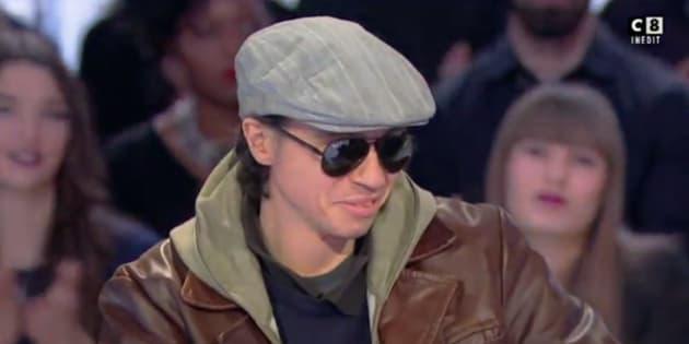 Farid Benyettou, sur le plateau de Thierry Ardisson (émission diffusée le 7 janvier 2017).
