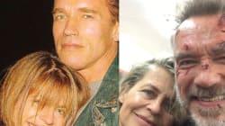 Schwarzenegger et Linda Hamilton toujours complices 27 ans après