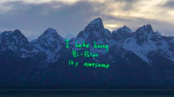 Kanye West a pris la photo de pochette de son nouvel album le jour de sa