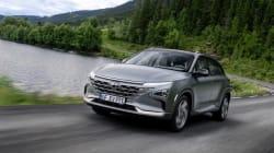 BLOG - Hyundai Nexo, le carrosse à hydrogène (presque)