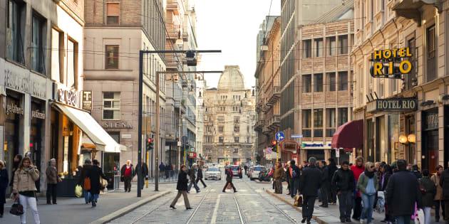 Il y a deux semaines, l'hebdomadaire L'Espresso a publié un dossier sur le masculinisme en Italie.