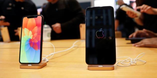 Apple riduce la produzione dei nuovi iPhone a causa di una d