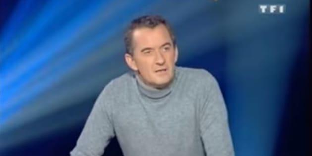 """Christophe Dechavanne a présenté """"La roue de la Fortune"""" entre 2006 et 2011 sur TF1."""