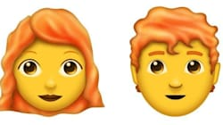 Redhead Emojis Have Officially