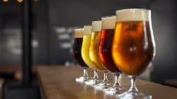 Des Canadiens créent une bière à base de sel