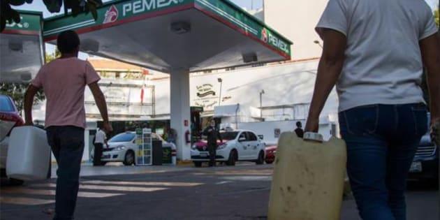 El gobierno federal, Jesús Ramírez Cuevas, declaró durante una entrevista con Ciro Gómez Leyva, en Imagen Noticias, que el abasto de combustible se normalizará durante el fin de semana.