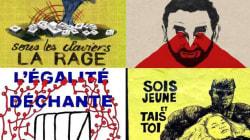 Des artistes de la nouvelle génération revisitent les affiches de Mai 68 pour Le