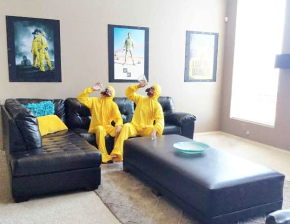 One of the houses from 'Breaking Bad' is on Airbnb