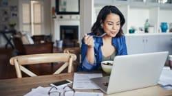 Trabalhar em casa pode prejudicar sua saúde