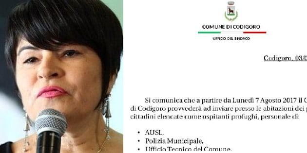Codigoro, sindaca Alice Zanardi (Pd):