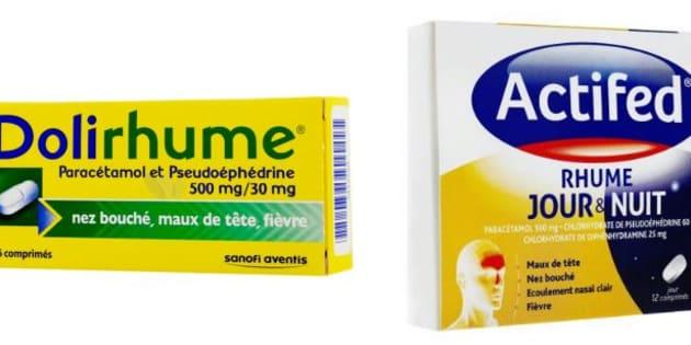 Les médicaments sans ordonnance contre le rhume les plus dangereux, selon  60 millions de consommateurs 3684de050cfc