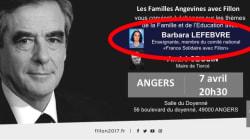 Finalement, l'enseignante anti-Macron, qui assurait ne pas être filloniste, soutiendra