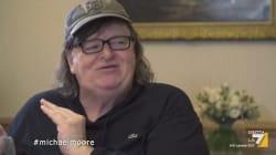 Se non avete ancora visto Michael Moore che parla barese, è il momento di
