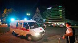 Evacuan hotel por amenaza de bomba en
