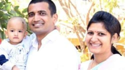 Leaving 3-Year-Old Daughter And ₹100 Cr Wealth Behind, Surat Woman Joins Husband In