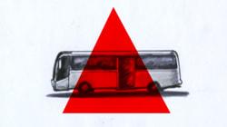 Un car scolaire percuté par une voiture dans le Gers, 26 collégiens blessés dont plusieurs très