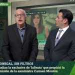 El comentario de Monegal sobre Ferreras que dejó a Iñaki López con esta