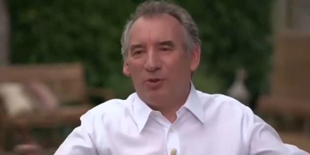 """François Bayrou dans """"Une ambition intime"""""""