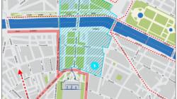 Accident de bus à Paris: une déviation était mise en place pour la promotion de