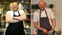Perde 70 chili con la dieta della dopamina. Chef stellato presenta il suo