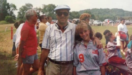 Mi padre asesinó a dos personas cuando yo tenía 15 años. Ya estoy lista para hacer las paces con