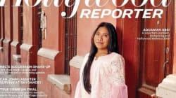 El día que Yalitza Aparicio llegó a la portada de 'The Hollywood