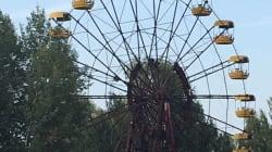 FOTOS: Chernóbil, una visita para el