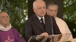 Le discours très émouvant de Pierre Bergé aux obsèques d'Yves Saint