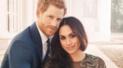 Aqui estão as primeiras fotos oficiais do noivado de príncipe Harry e Meghan Markle