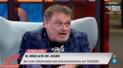 Pablo Carbonell, tras las críticas por lo que dijo sobre Julen: