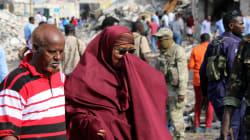 Número de mortos em pior ataque na Somália passa de