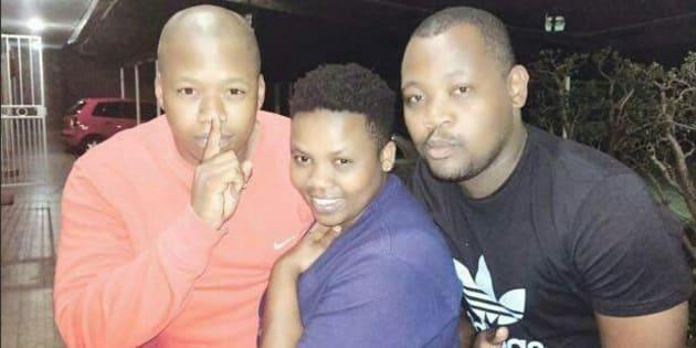 Akhumzi Jezile, Siyasanga Kobese and Thobani Mseleni.