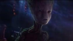 Bébé Groot a bien grandi dans le nouveau trailer d'