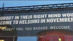 Helsinki ha ideato il miglior manifesto per il turismo di