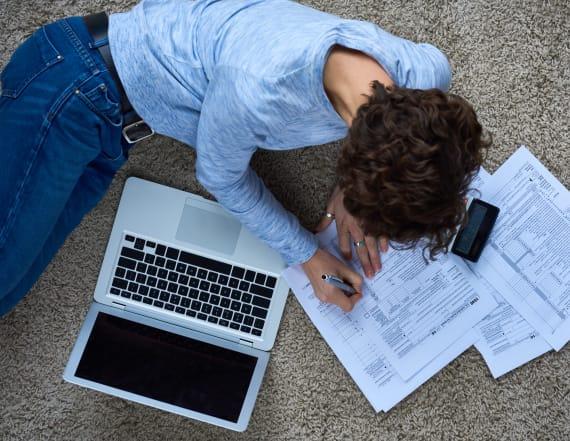 How do I file back tax returns?
