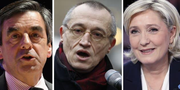 Derrière le plagiat de Marine Le Pen, Paul-Marie Coûteaux, l'artisan de l'union des droites