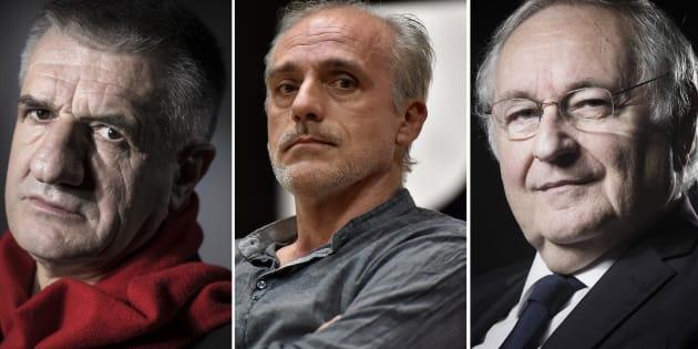 Jean Lassalle, Philippe Poutou et Jacques Cheminade sont qualifiés pour participer à l'élection présidentielle.