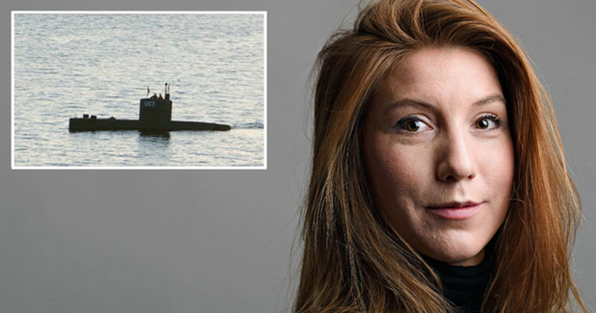 Headless Torso Of Missing Journalist Kim Wall Found in Denmark, Submarine Inventor Peter Madsen Charged