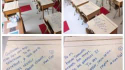 Questa professoressa ha trovato un modo geniale per spronare i suoi studenti a impegnarsi di