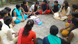 A Group Of Schoolgirls From Bihar Show The Way To Social